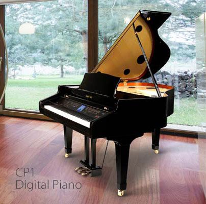 At the top of the CP (Concert Performer) Series of Kawai Digital Pianos stands the CP1. Featuring an amazingly authentic wooden key grand piano style action, a powerful sound system and over 1,000 sound options this digital instrument is the most advanced digital piano from @kawaipianos to date. The Grand Feel Wooden Key Action combined with the ivory touch key surfaces makes for a piano with an amazingly authentic playing feel. Contact us for more information on this beautiful digital…