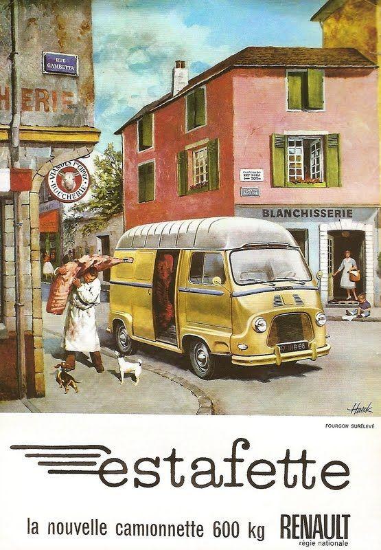 Renault Estafette (2)