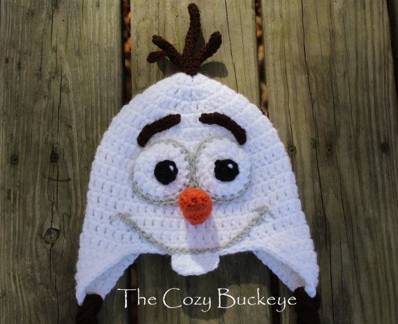 Frozen's Olaf Hat                                                                                                                                                                                 More
