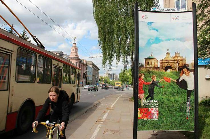 w Wilnie..
