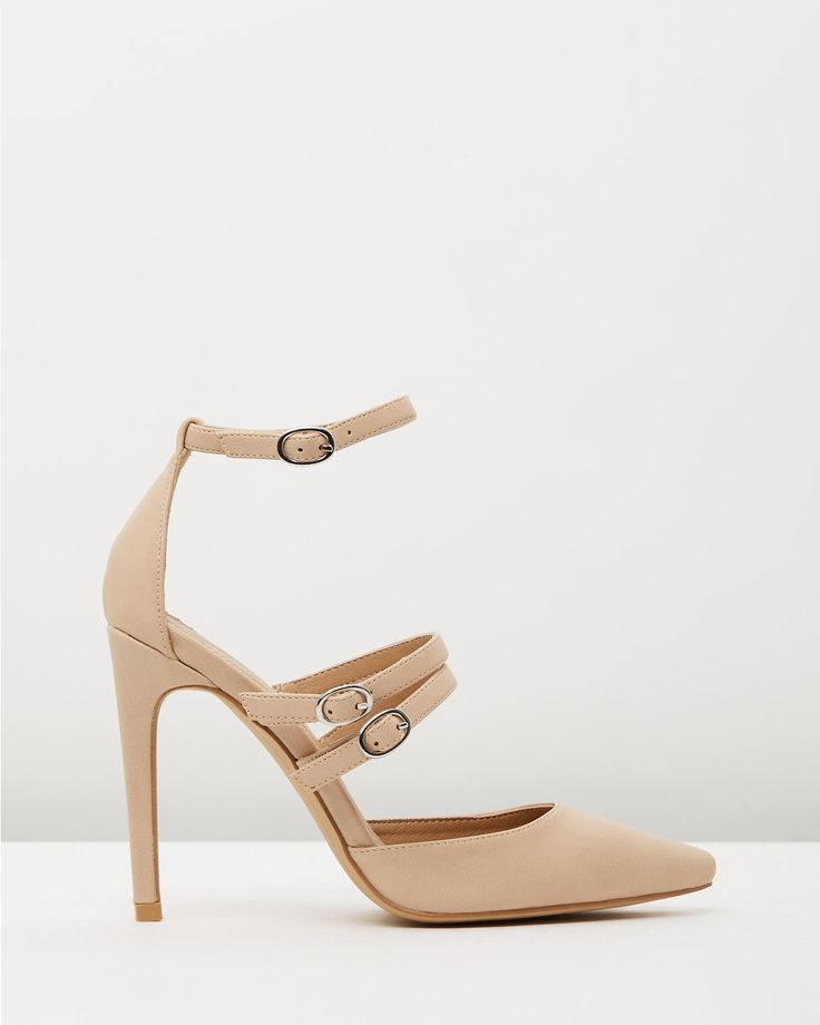 Krystel Pointy Heels by SPURR Online   THE ICONIC   Australia