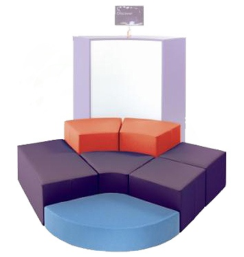 storytime seats: Storytime Seats, Libraries, Preschool, Library Shenanigans