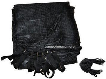 14ft Trampoline Enclosure Nets - Trampoline Replacement Nets - JumpKing - Low Prices.