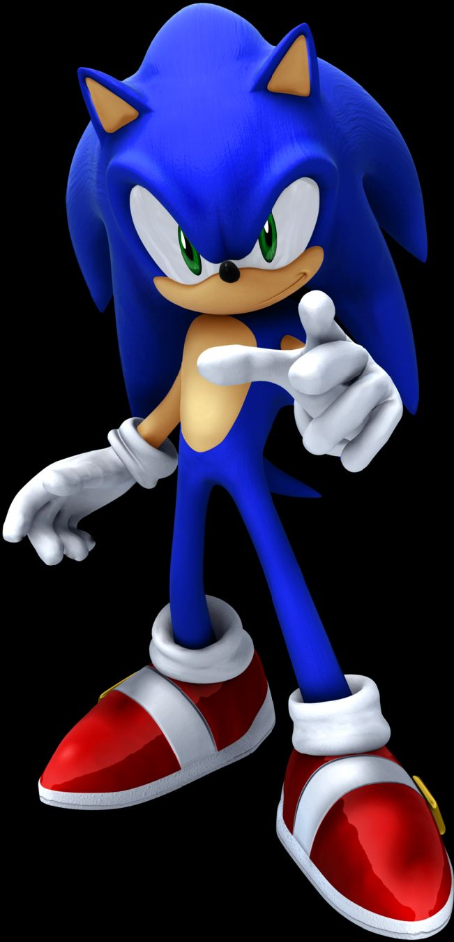Wallpaper Of Sonic The Hedgehog