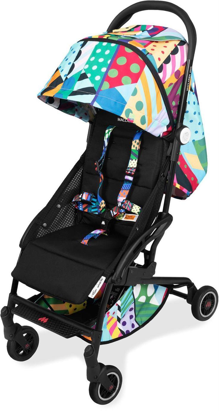 Maclaren Atom Buggy Jason Woodside in 2020 Baby car