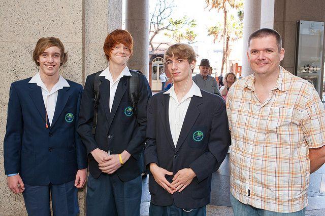 Helensvale State High School http://www.wilkinsonorthodontics.com.au