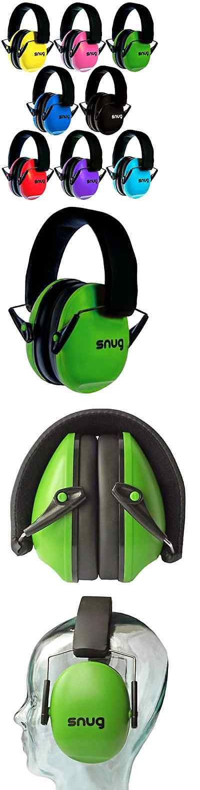 Hearing Protection 73942: Snug Hearing Protection Ear Muffs Cover Noise Cancelling Earmuffs Sports Range 1 -> BUY IT NOW ONLY: $47.52 on eBay!