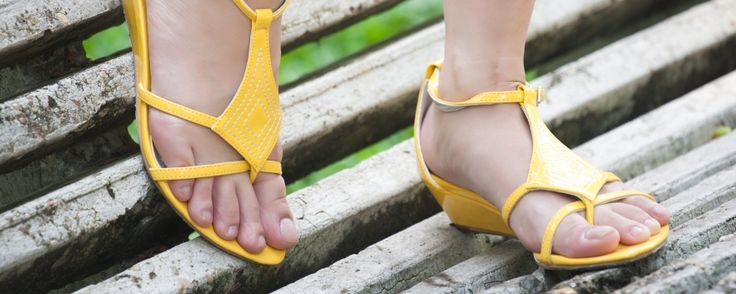 Une sélection de chaussures d'été, des plus classiques aux plus branchées