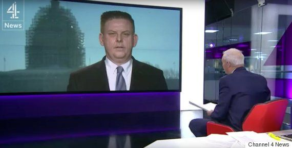 Jon Snow Channel 4 Interview Sees American Journalist Neil McCabe Defend Number Of US Gun Violence Deaths - http://cjreview.com/jon-snow-channel-4-interview-sees-american-journalist-neil-mccabe-defend-number-of-us-gun-violence-deaths/