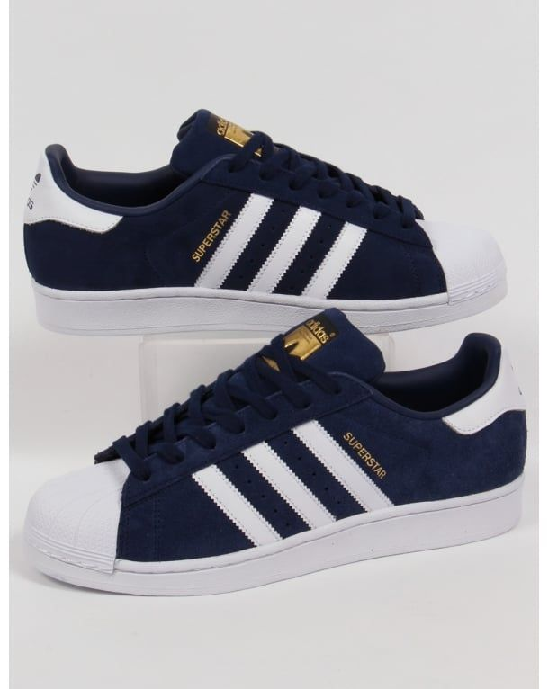 adidas Superstar Suede Trainers in 2020