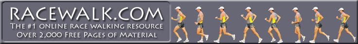 For Emma: Colleges that have racewalking in Track & Field.