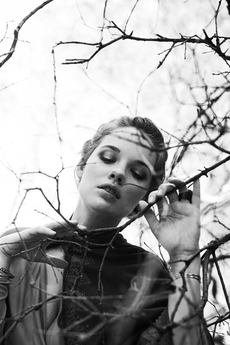 Photographer: Cara Harman Stylist: Stephanie Gordon Hair: Lauren Clubb Makeup: Crystal Long Model: Christine Laura Osterhoudt