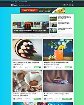 Download Bridge WordPress Theme -  mythemeshop