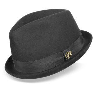 DSquared2 Designer Women's Hats Black Wool Women's Hat