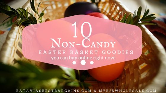 10 Non Candy Easter Goodies You Can Buy Online! - http://www.mybjswholesale.com/2016/02/10-non-candy-easter-goodies-you-can-buy-online.html/