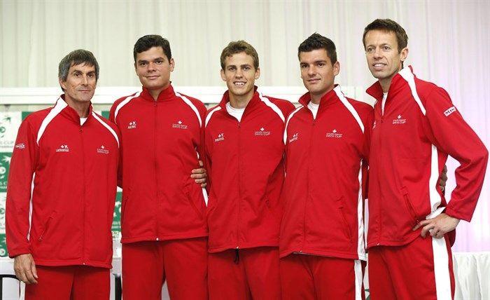 Canadian Davis Cup Team
