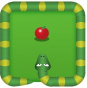 Hungry Snake is a classic snake game, like the one that used to be in old mobile phones but with better graphics. You have to eat everything that appears on the screen, the most important are apples: - red - give you 10 points - gold - the amount of points depends on how fast you eat them, it can give a maximum of 100 points You can also collect special items: - scissors - they make your snake shorter - ice - slows down the snake