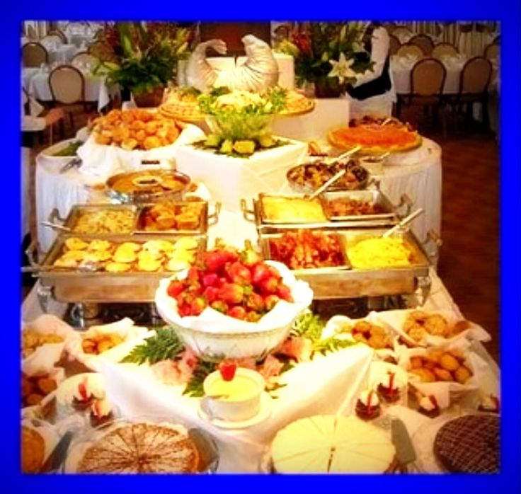 Crave Breakfast Buffet Catering!