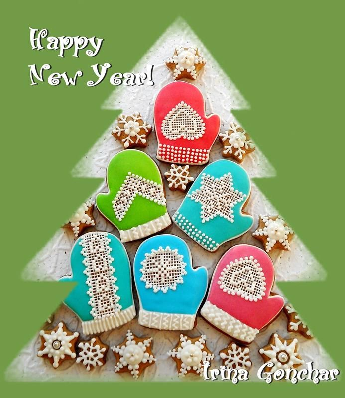 Happy New Year!)) | Cookie Connection
