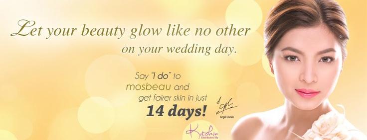 Angel Locsin - Mosbeau Model - Mosbeau skin whitening products distributed by KutiSkin  (http://www.KutiSkin.com)