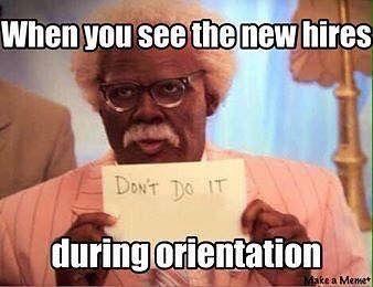 How I feel concerning my old job