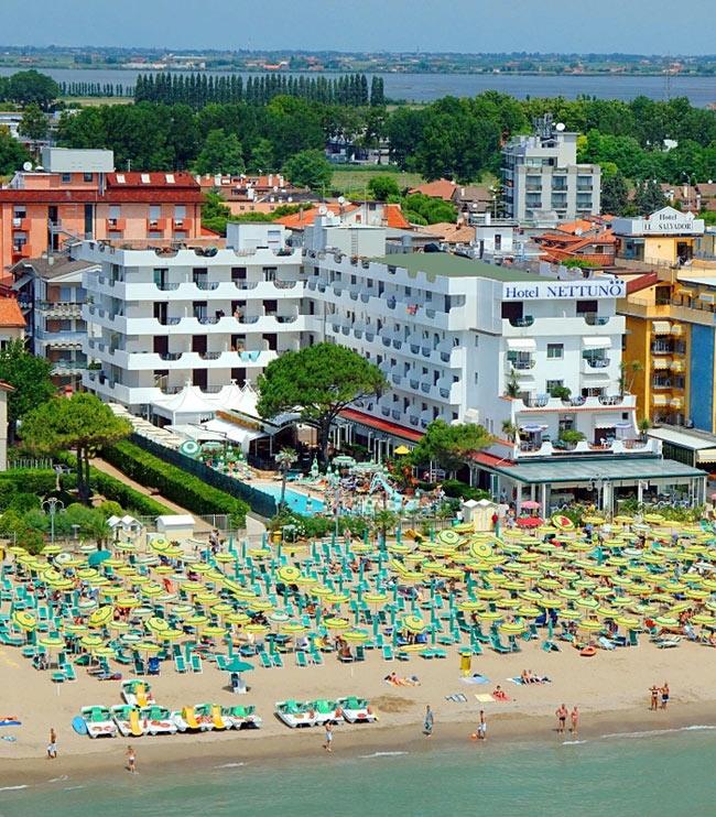 Hotel Nettuno - Jesolo