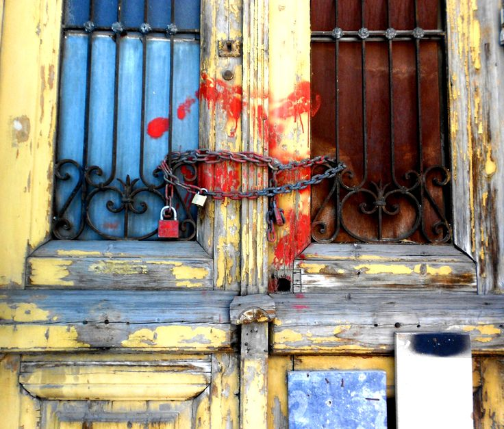 Doors of Exarcheia series, Athens, 2015