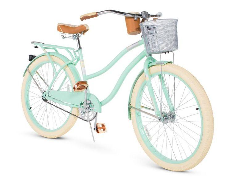 Bicicleta Huffy Bike Deluxe Canasta 26