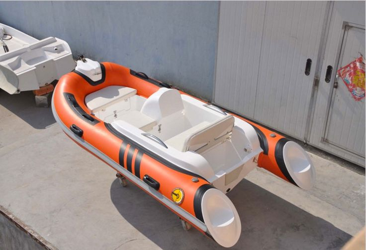 SeaFoam 11' RIB Boat & Yamaha F30hp (Model SEA330)