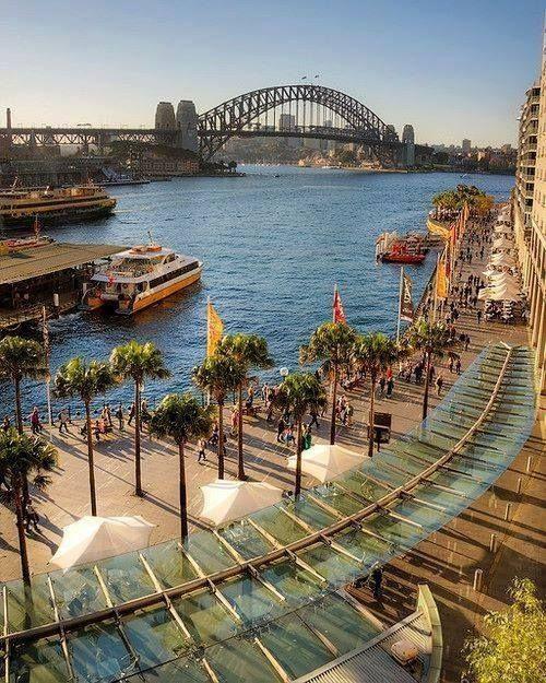 Sydney, Australia - another bucket list destination!