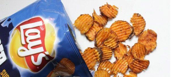 Zo'n moment waarop je chips móet hebben. Al probeer je nog zo hard je dag gezond door te brengen, soms wil (mag, nee móet!) je even toegeven aan de verleiding. Dankzij Jenny van Healthyfans kan het nog op een gezonde manier ook. ♥ Foodness - good food, top products, great health