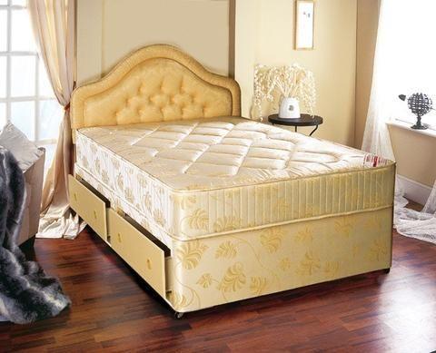 Cardiff Double Divan Bed