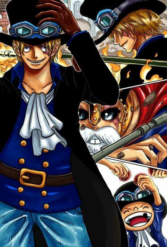 sabo and luffy meet again manga baka