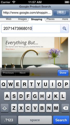 """Download """"Browscan - Barcode Scanner"""" App In IPA For Apple Free For iPhone And iPad."""