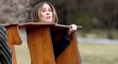 Sarah Jessica Parker Started Her Month Off Right!