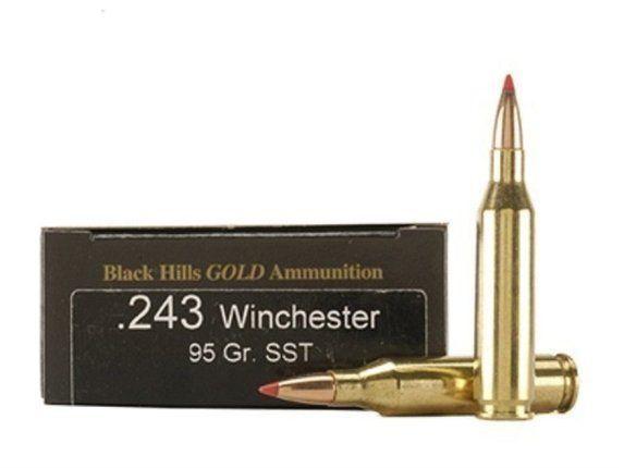 Modern Sportsman: A look At the .243 Win Rifle Cartridge