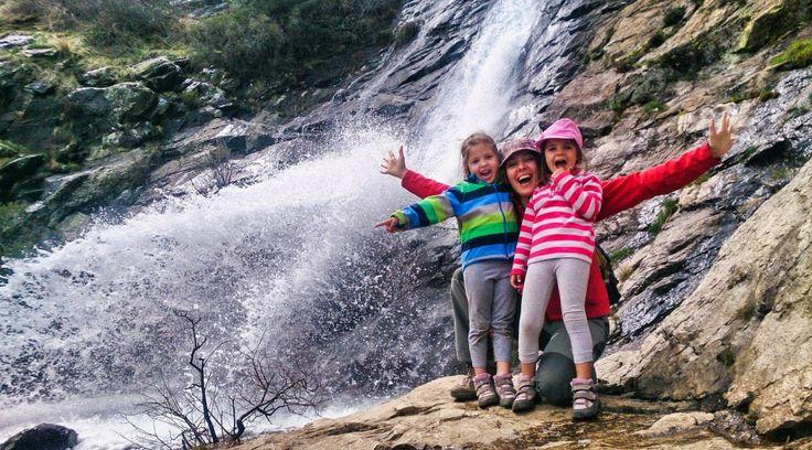 San Mamés, la cascada más importante de Madrid | Guía de la madre moderna