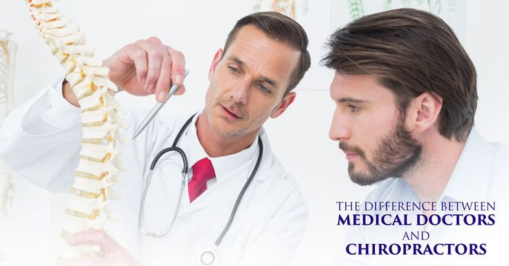 """While chiropractors in the past have carried the stigma of not being """"real"""" doctors, that has most likely come about as a result of the stereotypical, media-driven notion of a doctor being a surgeon, a drug prescriber or simply someone with a stethoscope and a white coat."""
