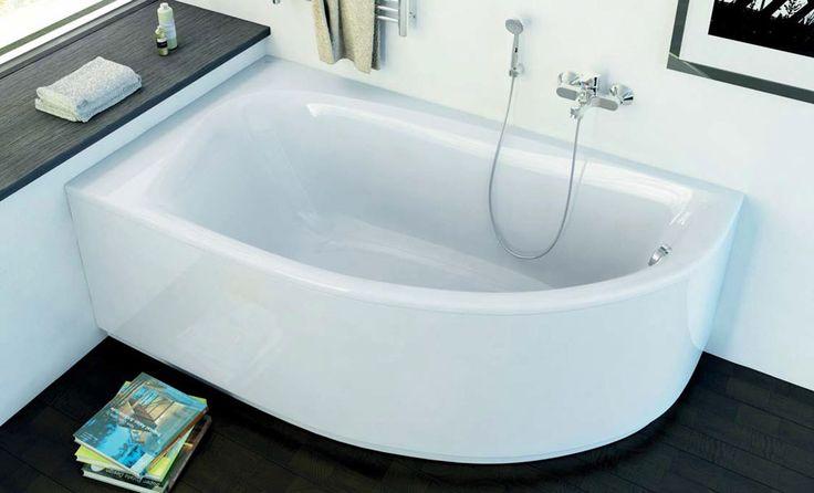 124 migliori immagini vasche da bagno su pinterest idee - Vasche da bagno ad incasso ...