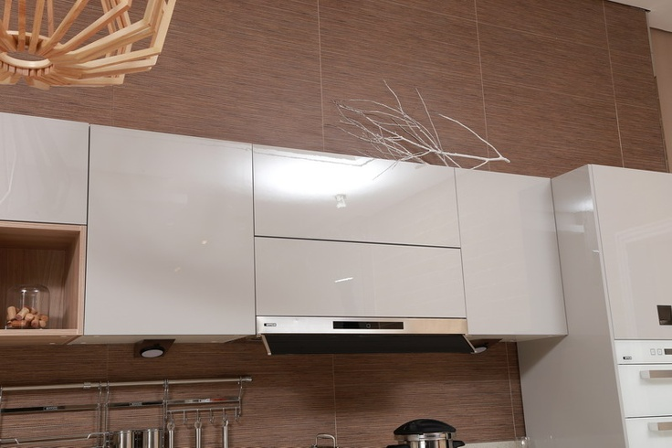 white wall cabinet