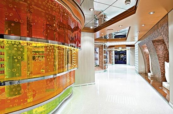 MSC Splendida - Shopping Gallery