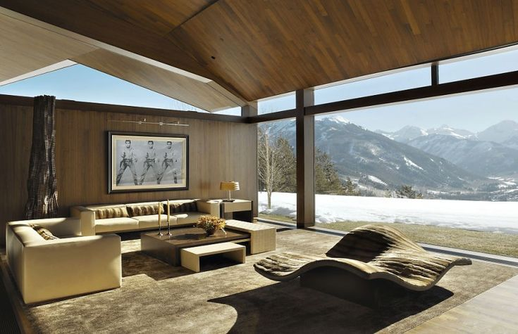 open room to landscape