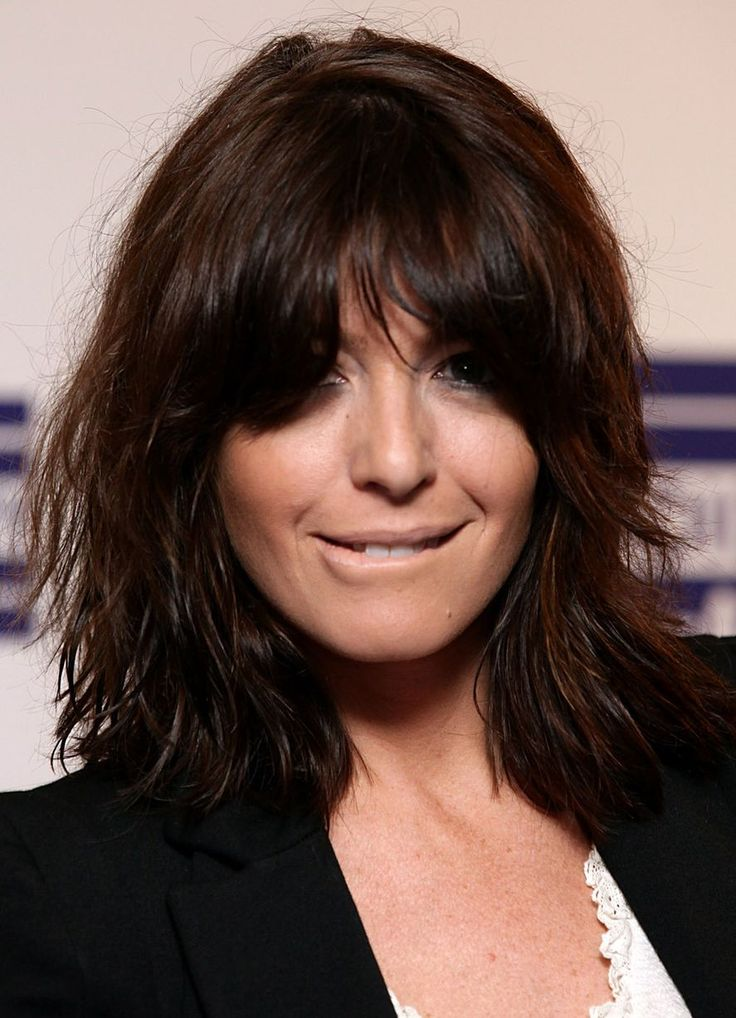 Claudia Winkleman GQ Awards fake tan disaster