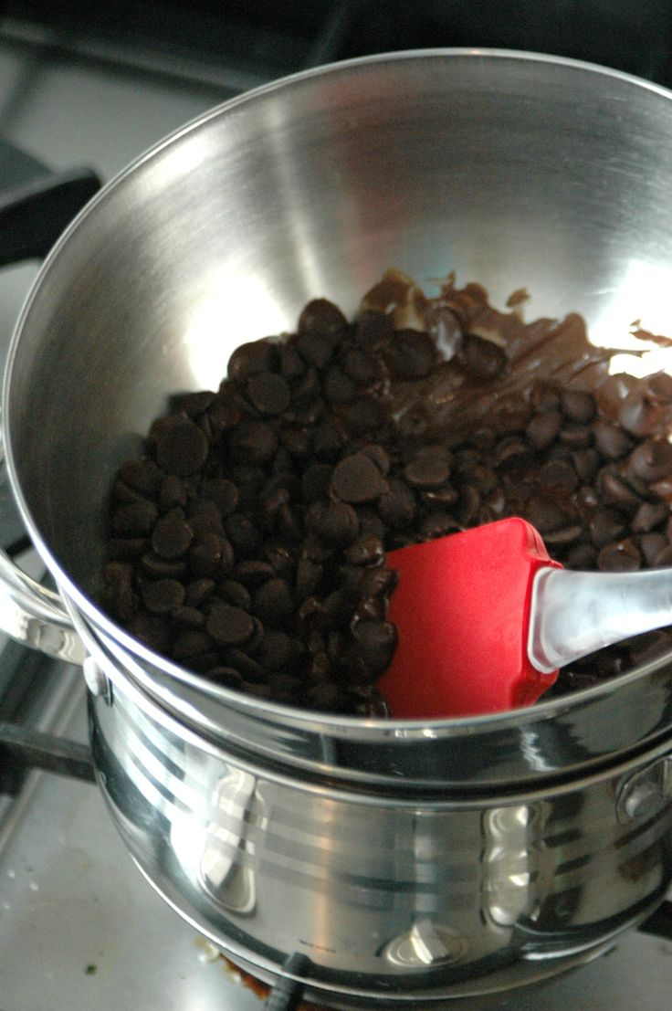 Chocolade smelten en temperen + win een workshop