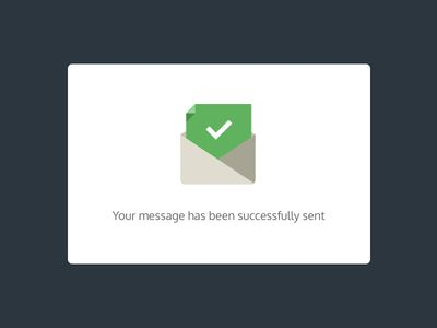 Successfully Sending