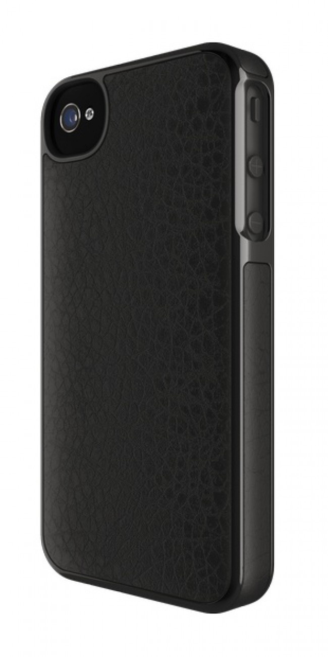Adopted Leather Wrap Case for iPhone 4S $69.99 at zenwer.com