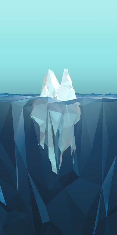 Low Poly Iceberg