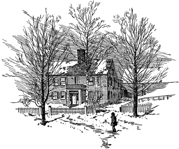 Home of General John Sullivan, an American general in the Revolutionary War and a delegate in the Continental Congress.