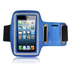 iPhone 5 Armband in Blue