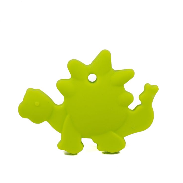 Dinosaur Silicone Teether